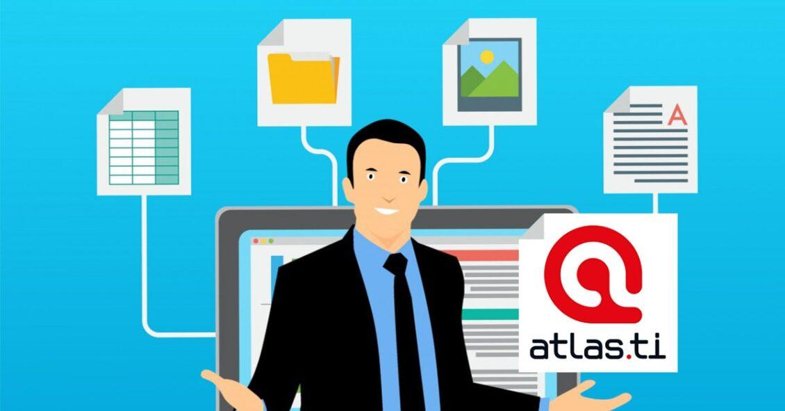 Analisis data kualitatif menggunakan software Atlas ti