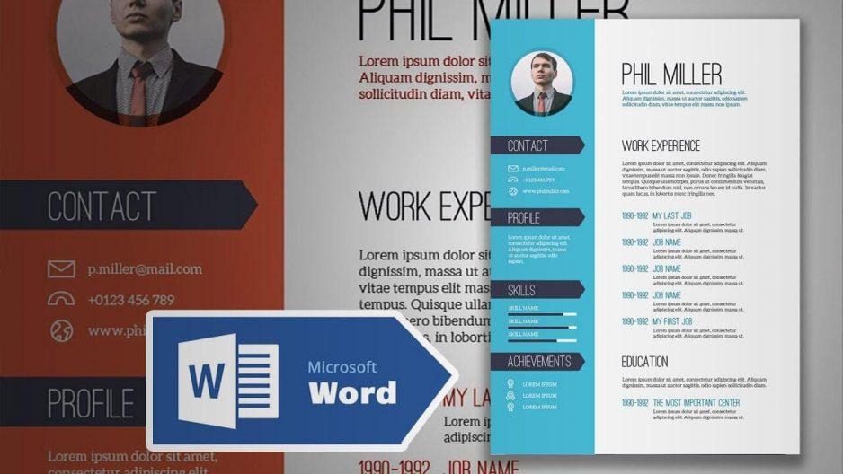 Tutorial Membuat CV di Microsoft Word, Cepat dan Mudah