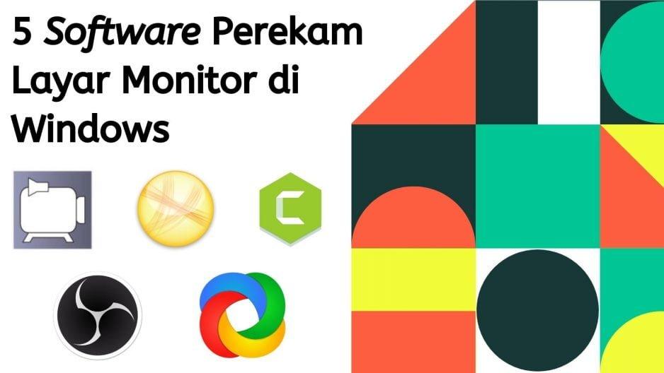 Software Perekam Layar PC