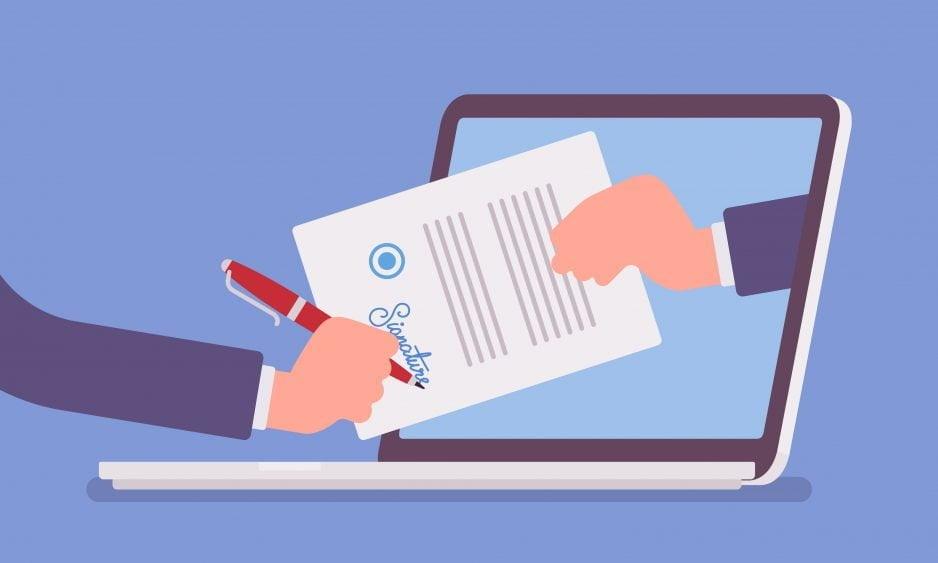 Langkah Mudah Tambahkan Tanda Tangan Digital Lewat Adobe Reader